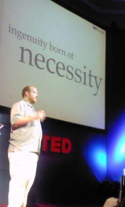 ingenuity born of necessity