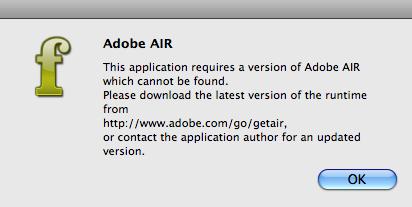 adobe-air-error-install-feedalizr