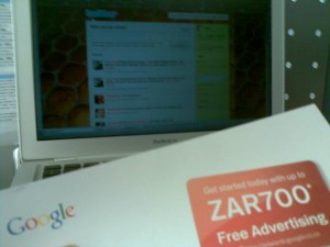 R700 Google Adwords Voucher