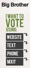 10 Free votes per day on MXit