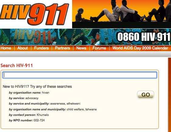 HIV 911