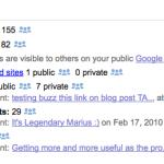 9 Google Buzz tips