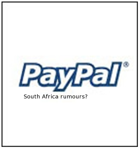 PayPal South Africa