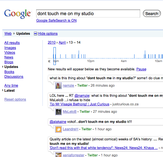 Google Replay at wwwork