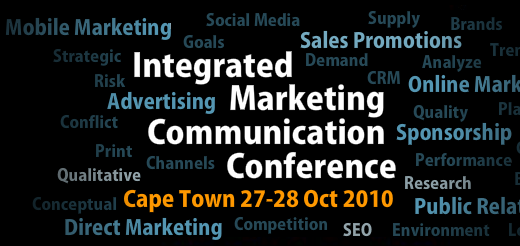 Integrated Marketing Communications Conference 2010