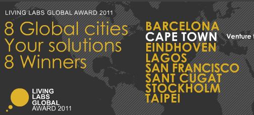 Living Labs Global Award 2011