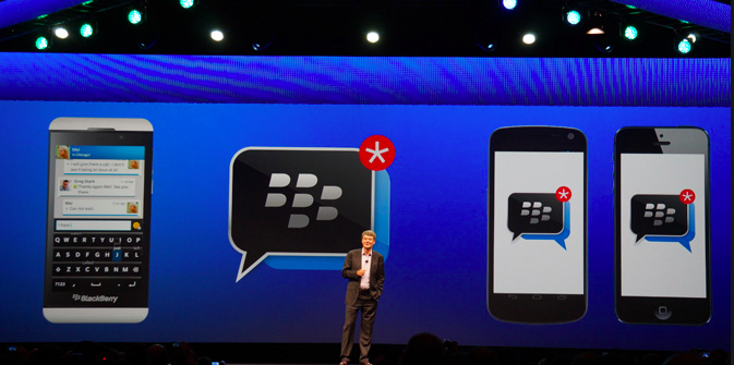 Why BBM for Android and iOS Could Be A Game Changer