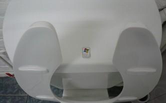 Flush the future down the toilet...