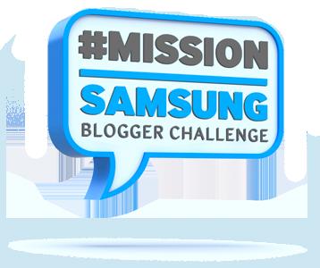 mission samsung blogger challenge