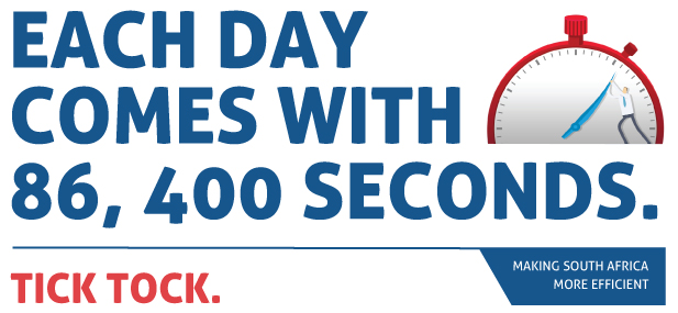 How many seconds in a day?
