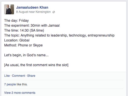 Jamaaludeen Khan