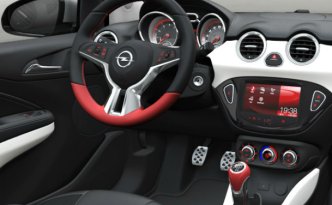 Opel Adam hatches into our wwworld