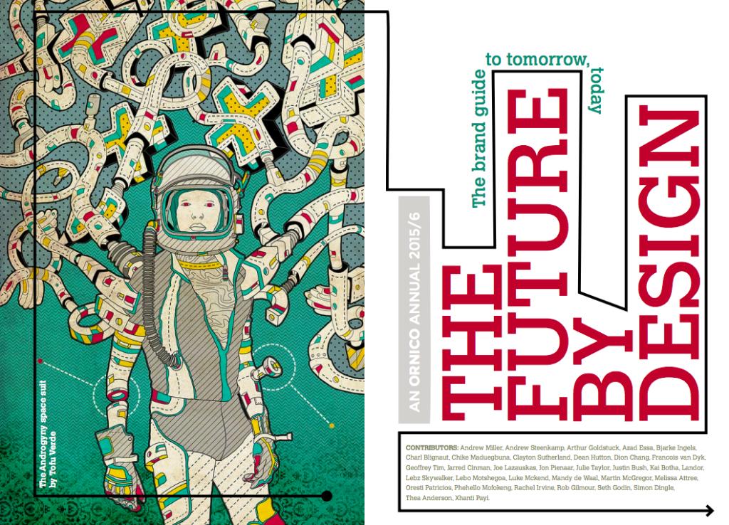 #TheFutureBy Design Cover