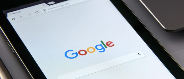 google on your smartphone
