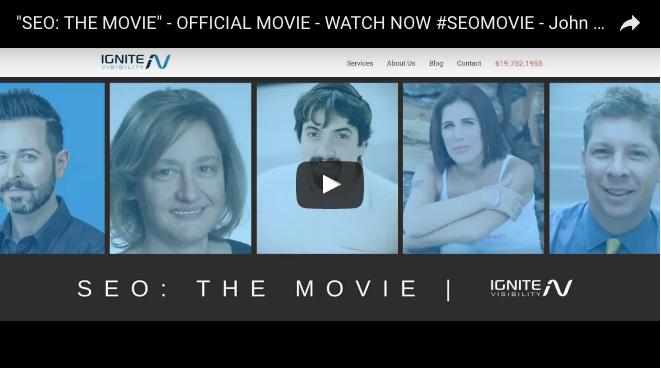 SEO: The Movie