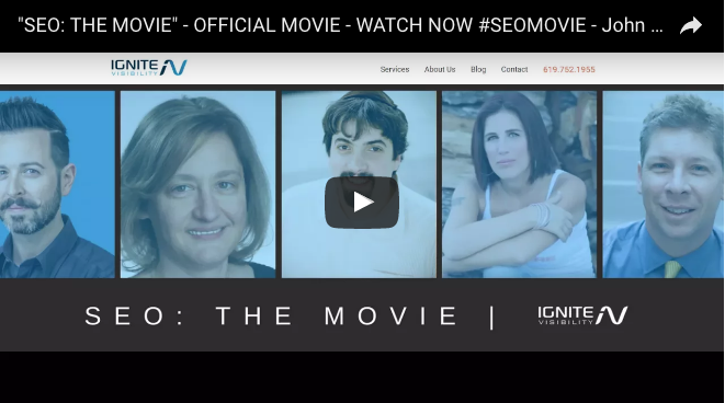 SEO: The Movie