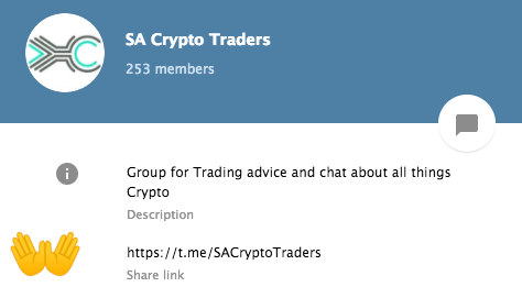bitcoin south africa discussion