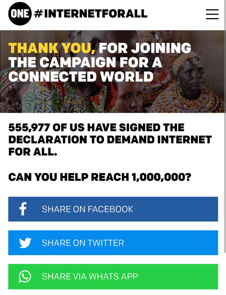 #internetforall
