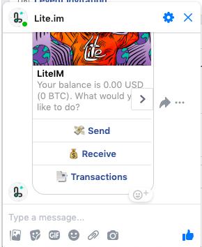 fb btc wallet liteim